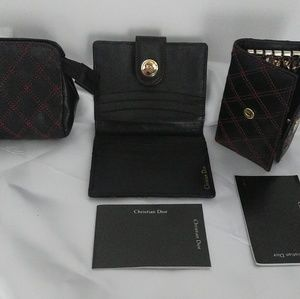 💐CLEARANCE💐CHRISTIAN DIOR New 3 piece travel set
